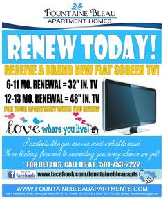 renewal letters for apartments