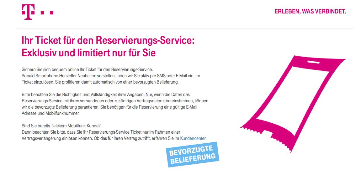 Deutsche Telekom Empieza A Aceptar Pedidos De Iphone 6s Iphone Iphone 5s Y Iphone 6