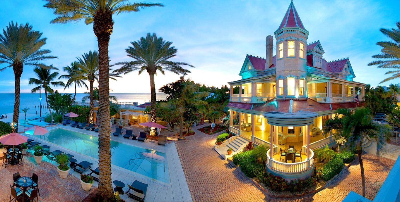 Boutiques In Key West Fl Boutique Hotels The Southernmost House