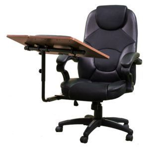 Office Chair With Desk Attached