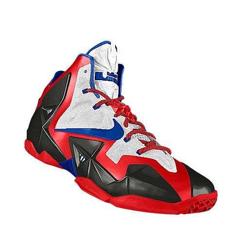 A rad pair of Lebron 11 s. Customize your own shoes at nikeid.com ... b6632ef78