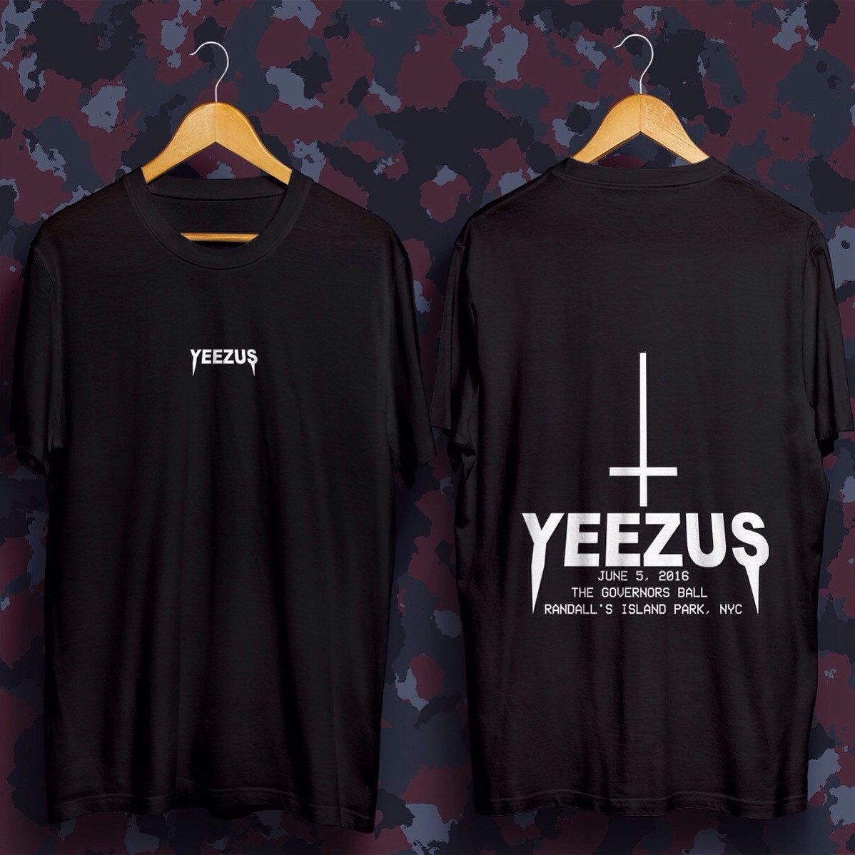 Here we go!! Are you ready to the YEEZUS SHOW on 5 June in NYC?