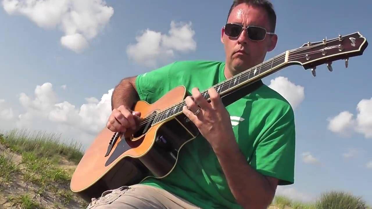 Rhett Butler - Surfing with the Alien - The Solo Acoustic Version (Joe Satriani)