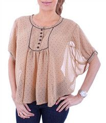 Super cute and girly top. #OWBFashionFavs'