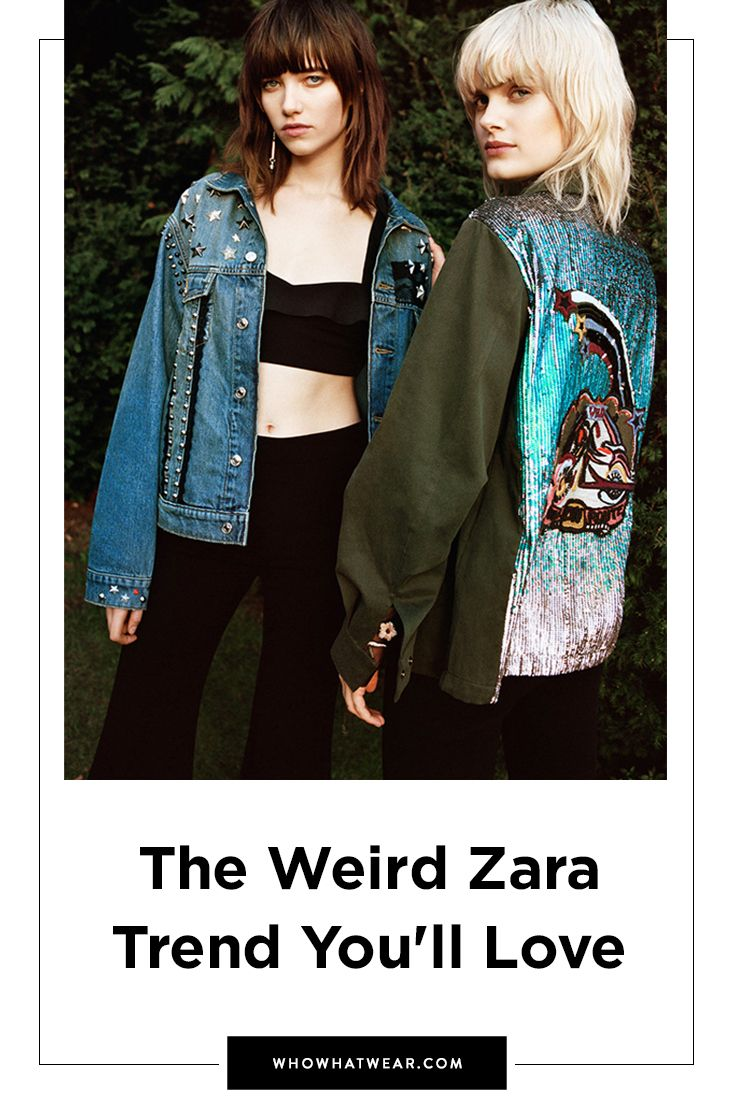 But really, how do you wear a crop top? Zara show us how it's done—trust us, you'll want to try the trend ASAP.