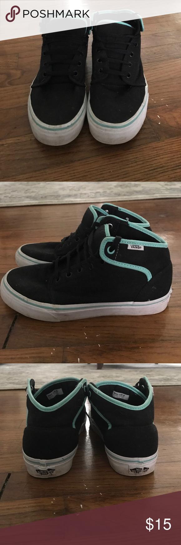 Men's vans Lightly worn Vans Shoes Sneakers