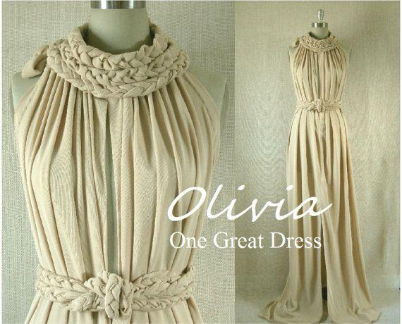 handmade. OLIVIA MAXI DRESS. Classic Maxi style by P31StitchLounge