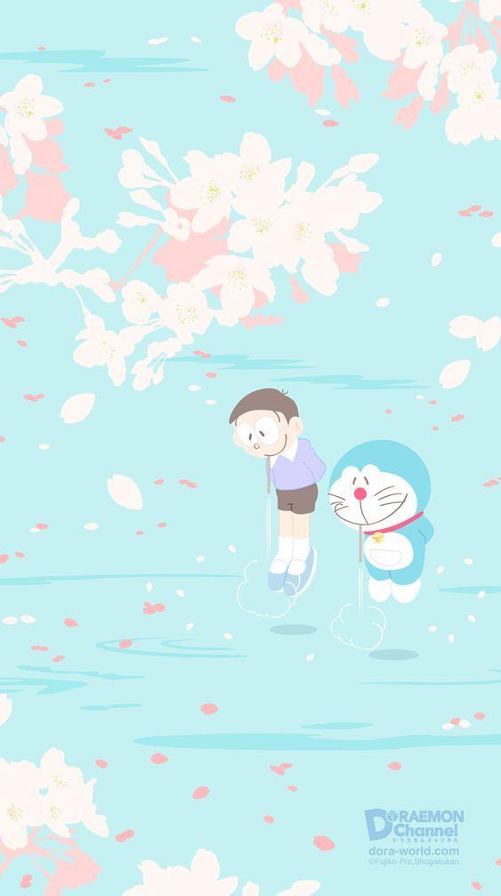 60+ Gambar Doraemon Keren, Lucu & Imut