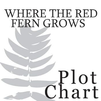 WHERE THE RED FERN GROWS Plot Chart Analyzer Diagram Arc