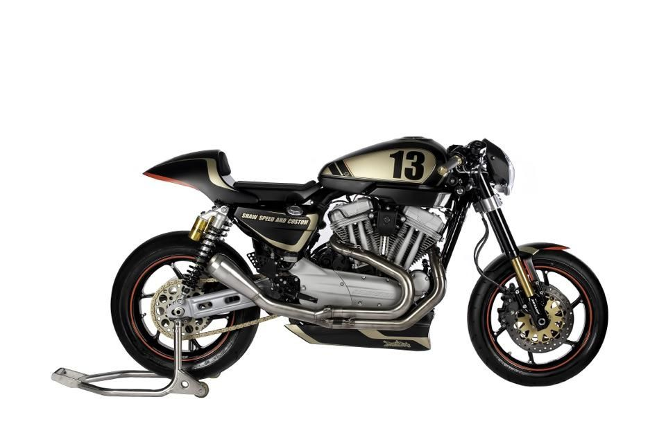 Racing Cafè: Harley