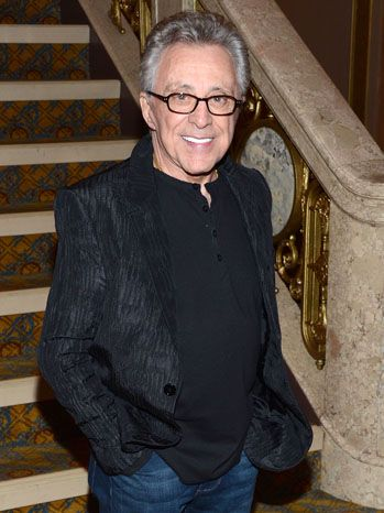 frankie valli and wife