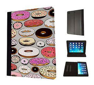 604-rosquillas-Donuts-Funda-Protectora-Para-Ipad-Mini-ipad-3-4-Aire-1-2-Ipad-Pro