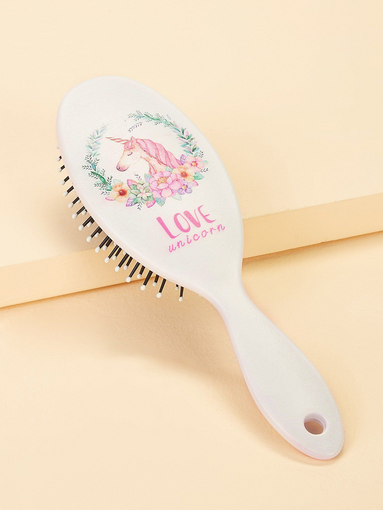 Cartoon Letter Pattern Massage Comb With Images Cartoon