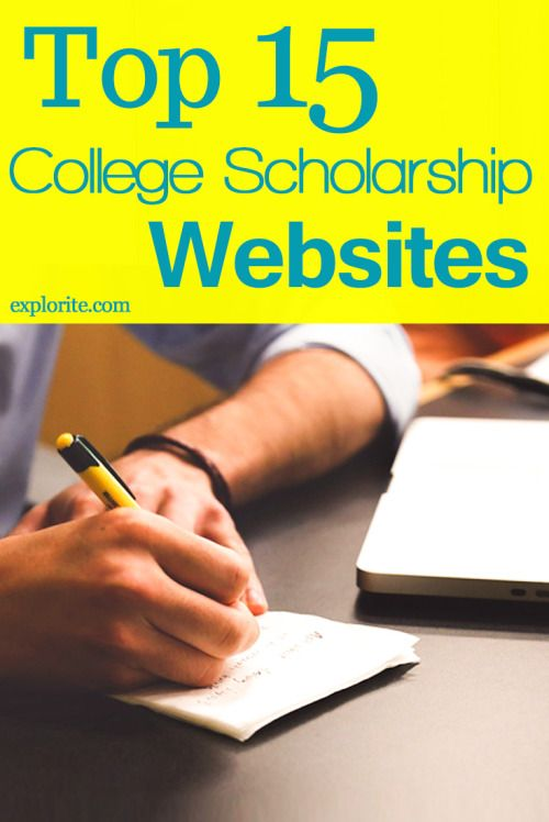 Top  College Scholarship Websites  Scholarships