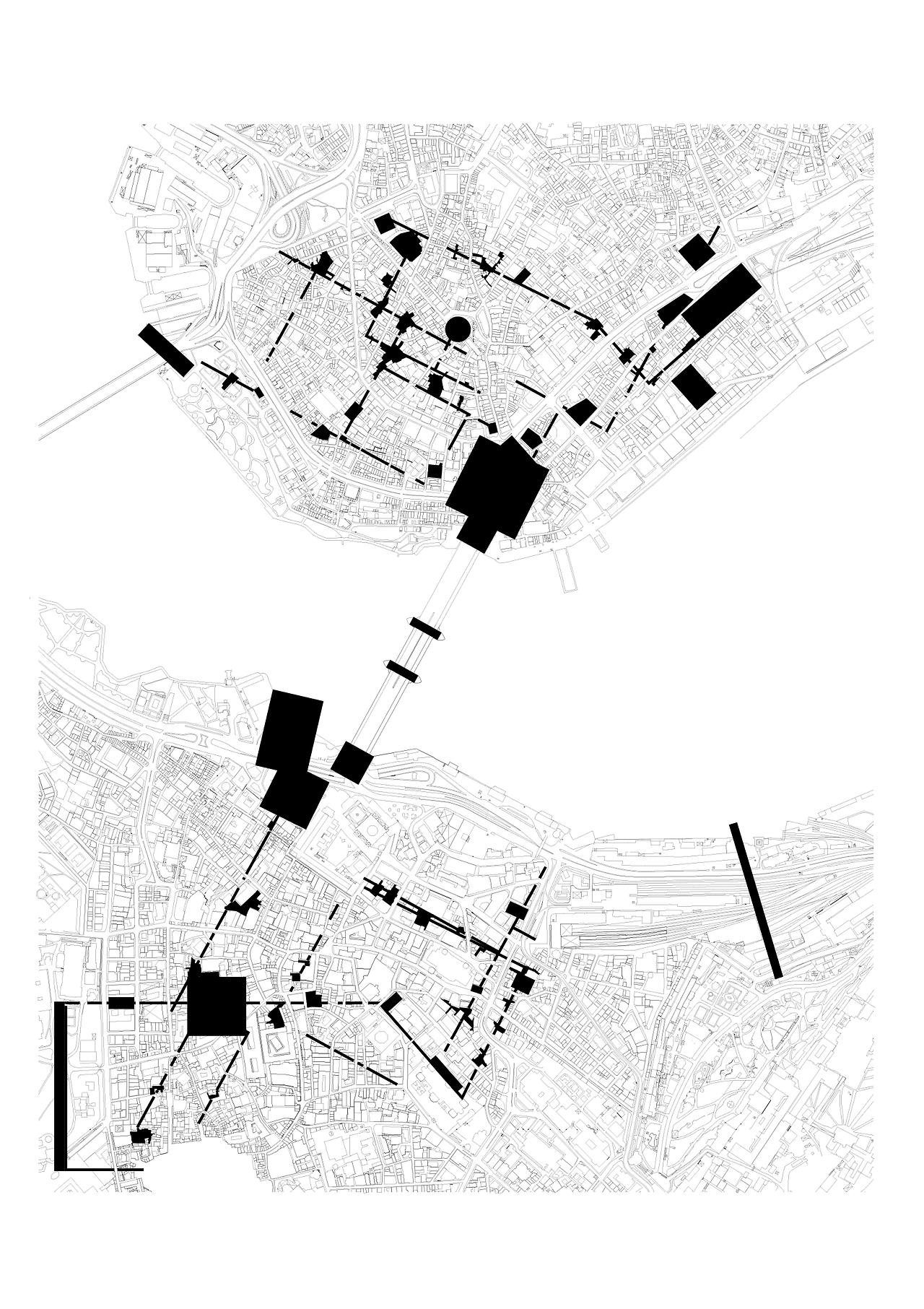 Landscape Architecture Site Diagram
