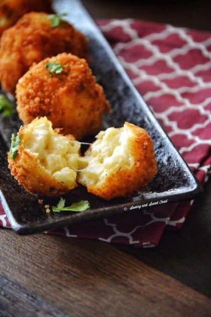 Fried Mac n Cheese