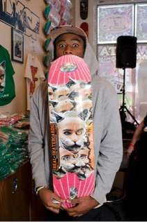 c4bf010b2 Odd Future and Chima Ferguson Team Up with Real Skateboarders #celebs  trendhunter.com