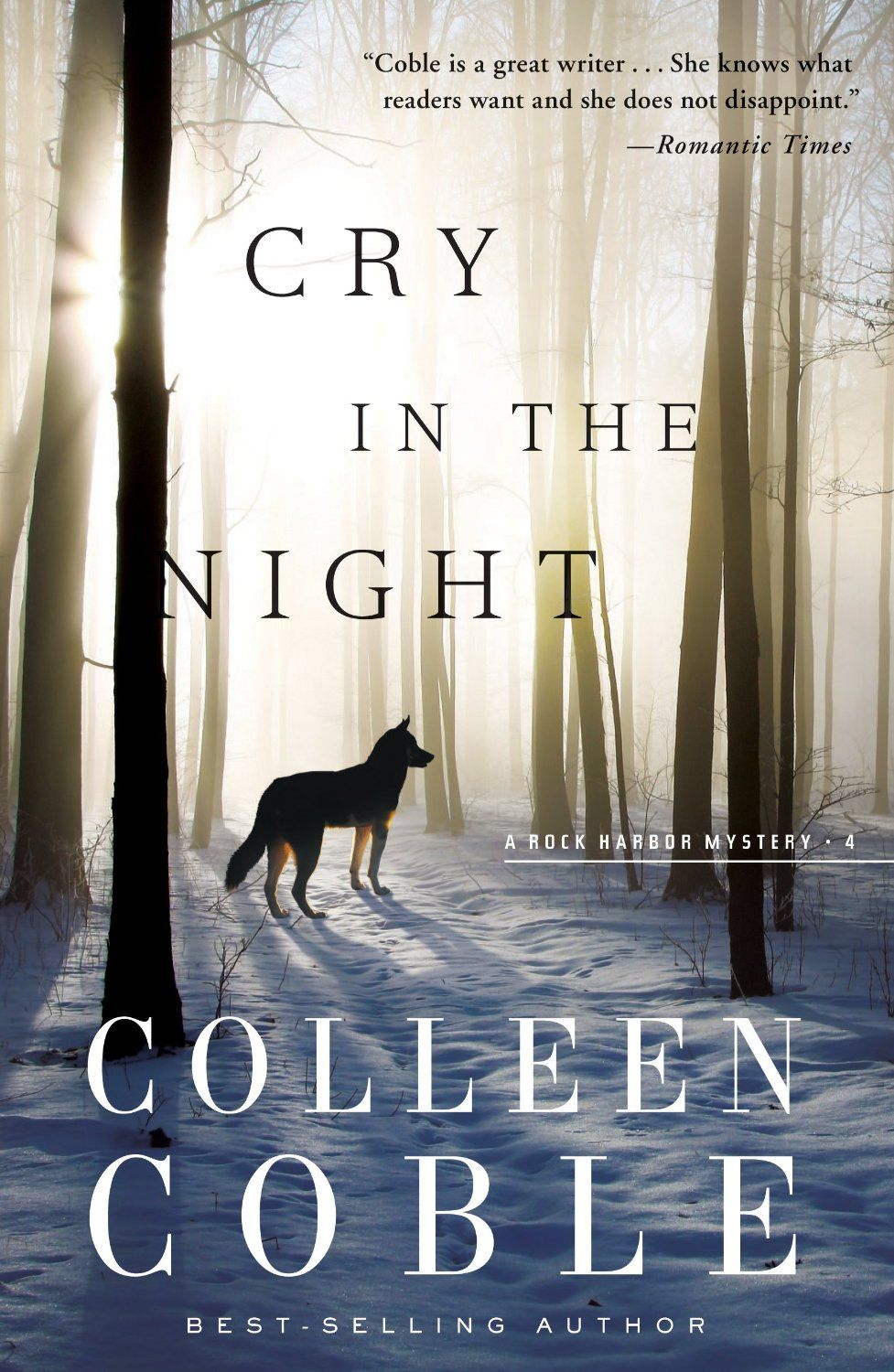 Amazon.com: Cry in the Night (Rock Harbor Series) eBook: Colleen Coble: Kindle Store