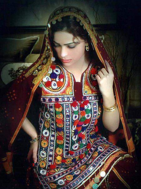 beautiful sindhi girl photo