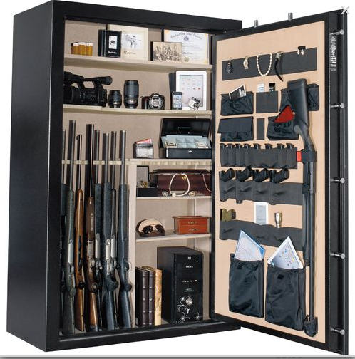 Cannon Armory Series 80-Gun Safe | neighborhood watch | Cannon safe