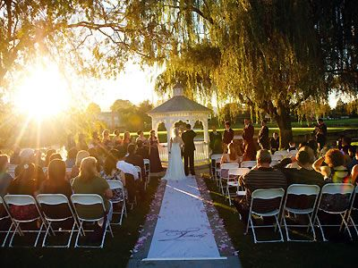 I Like The Gazebo In Background Wedgewood Wedding And Banquet Center At San Ramon Golf Club East Bay Locations 94583