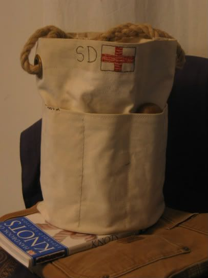 Instructions For Making A Traditional Sailor S Ditty Bag