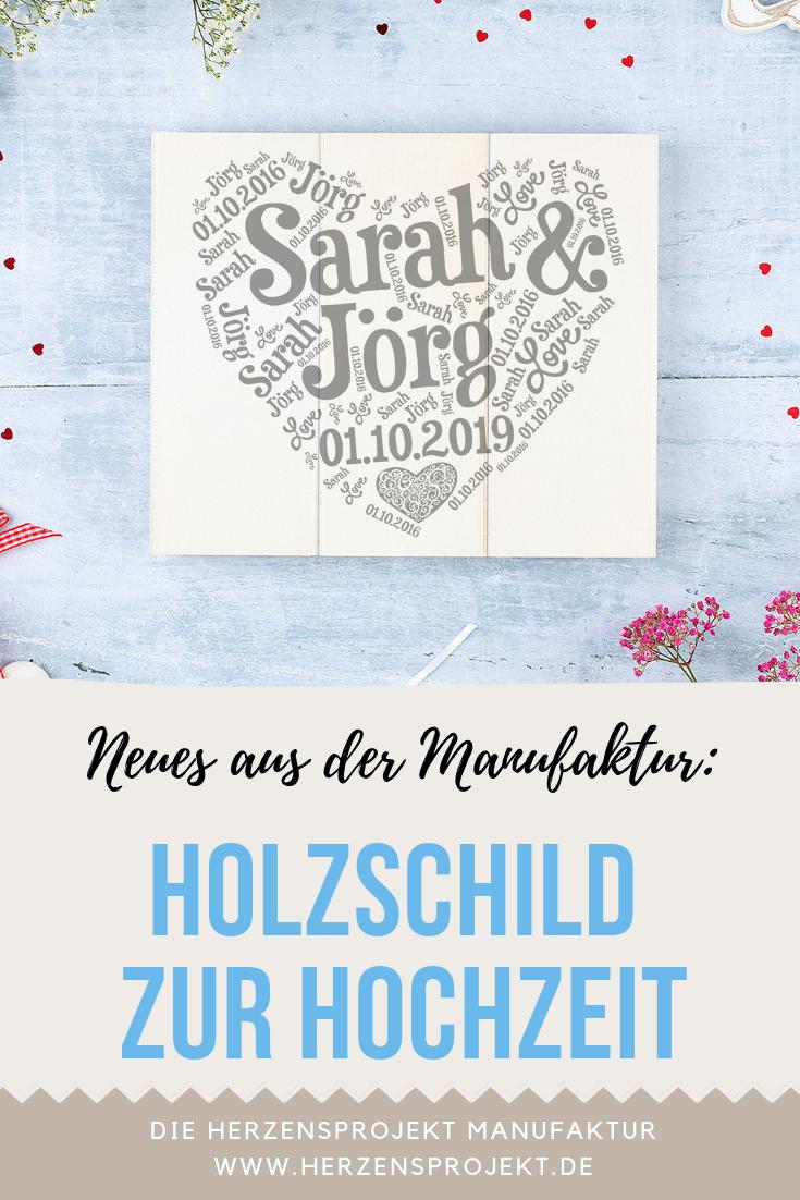 Hochzeitsgeschenk//Holzschild zur Hochzeit//Geschenk zur Hochzeit//Brautpaar//Personalisiert zur Hochzeit//Individuelles Geschenk zur Hochzeit