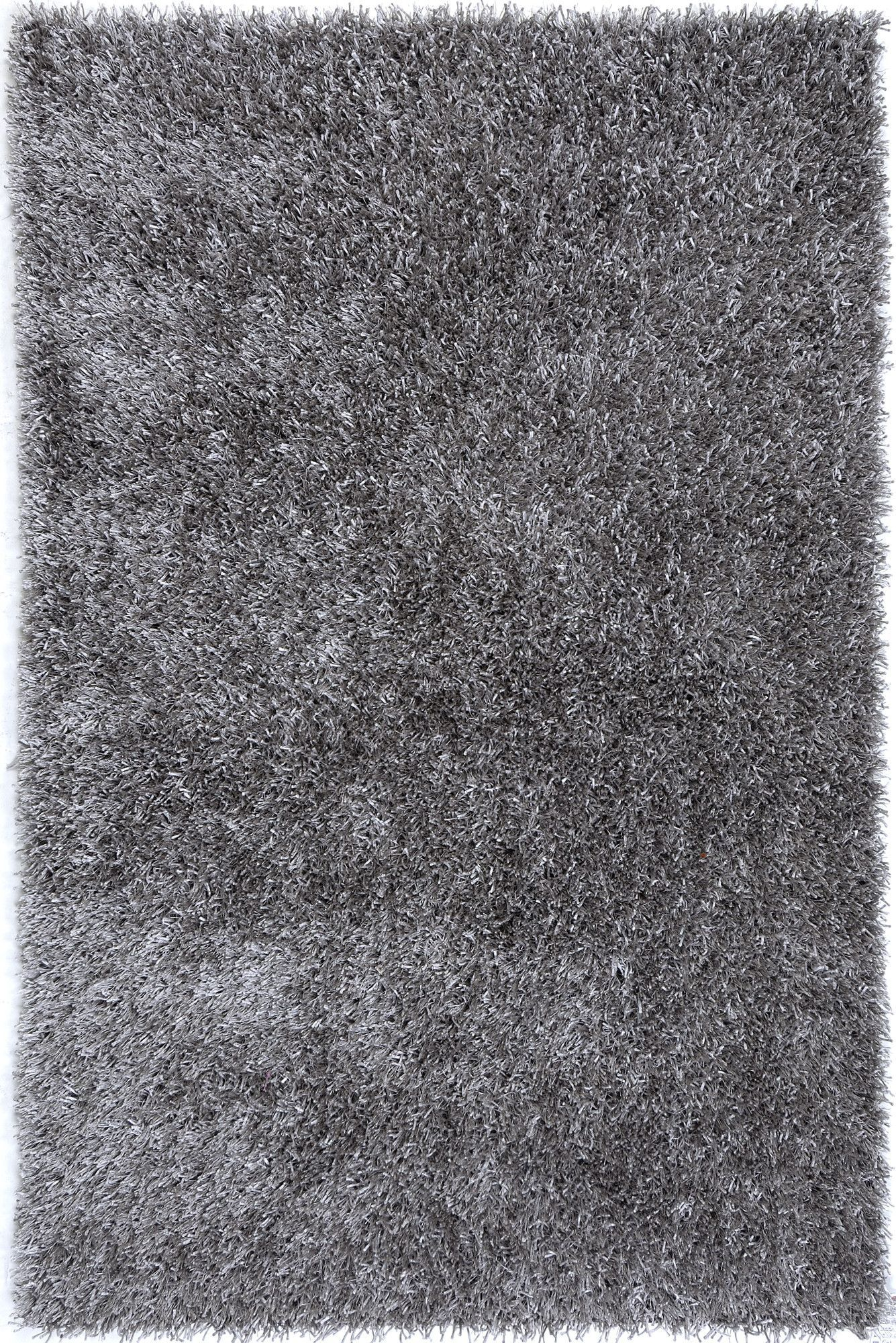 Flux Cool Gray Shag Area Rug Products Rugs Area Rugs