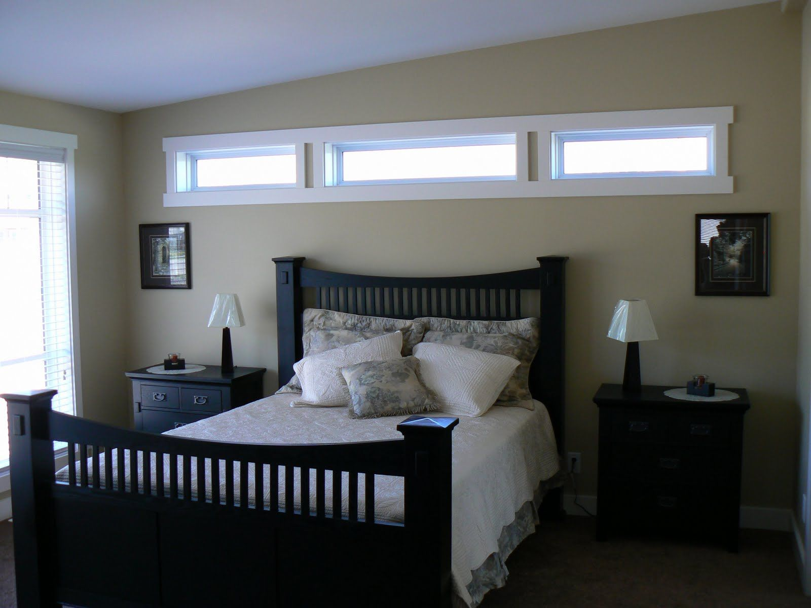 Bedroom Ideas No Windows if there is no room for proper transoms over the doors, consider