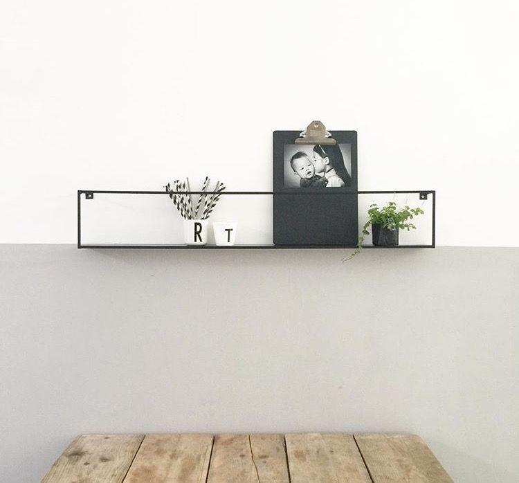 Stunning gallery of basic label woood meert wand plank for Zwevende plank karwei