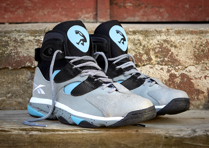 448742724e07 010 20 14  Reebok Classic Announces the Release of the Shaq Attack IV   Brick City   the New Colorway