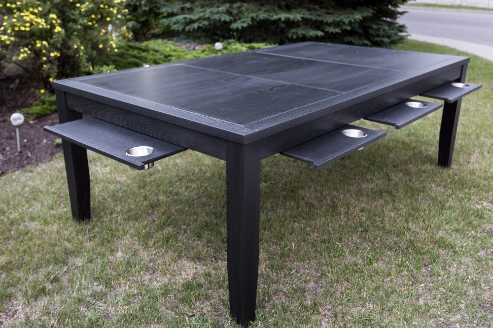 Custom Board Game Tables Based In Calgary Alberta Canada With