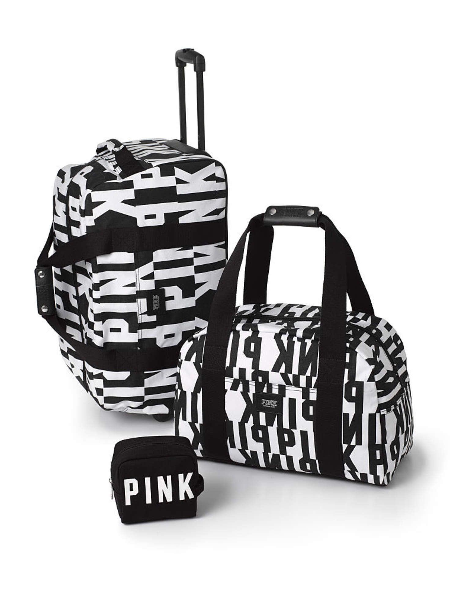 708a9c709aea5 3-piece Travel Set - PINK - Victoria's Secret | All things girly in ...