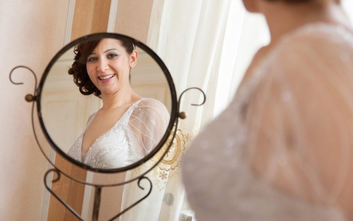 Сон мерять свадебное платье