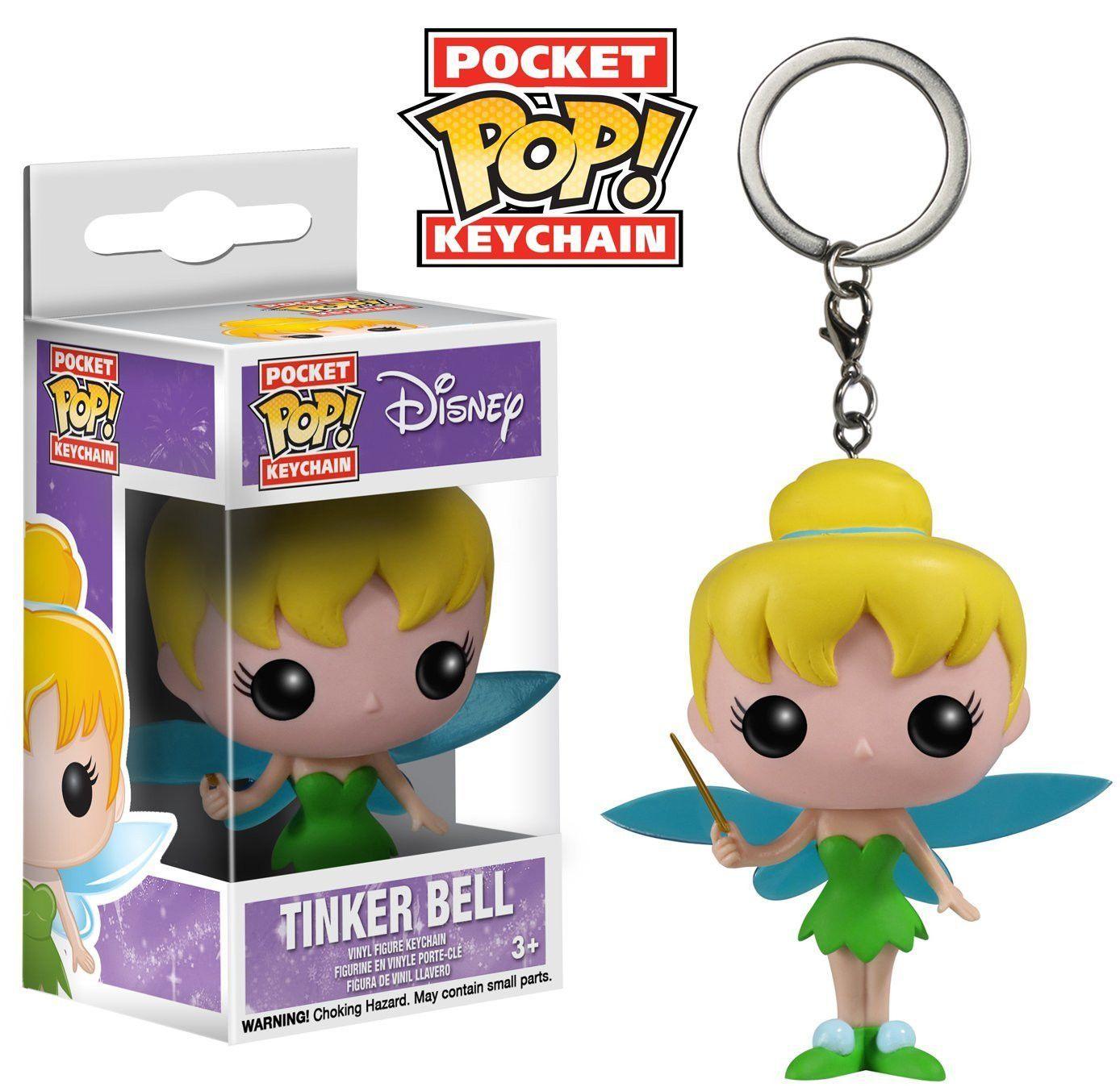 Tinkerbell Funko Rock Candy Vinilo Figura-Disney Peter Pan Serie Nuevo
