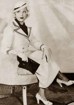 1930's Vintage Fashion Inspiration For Vintage Expert Kate Beavis - #beavis #expert #fashion #inspiration #vintage - #HollywoodActresses