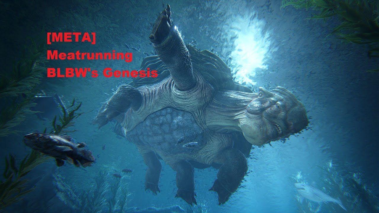 ジェネシス Ark