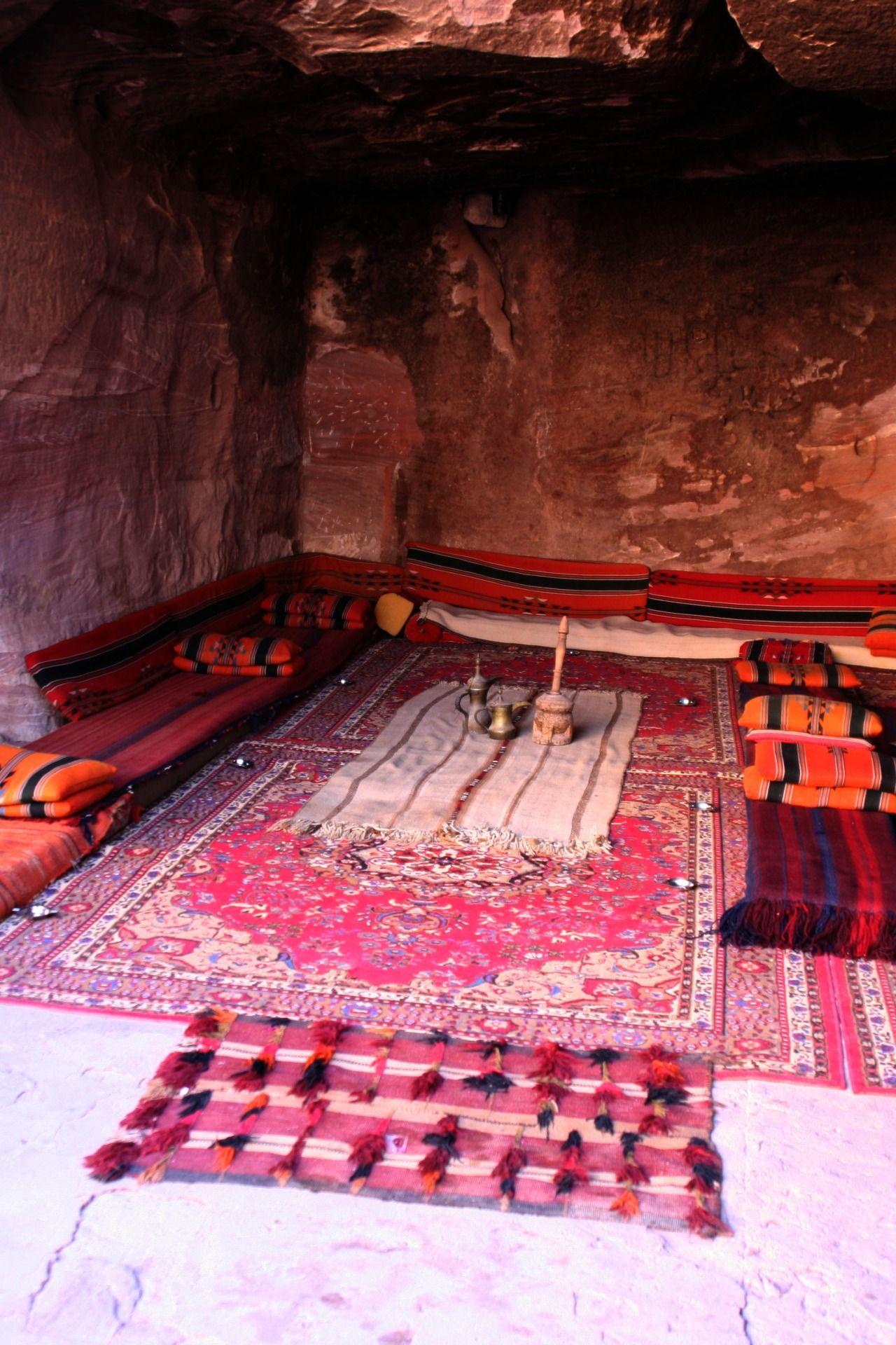 Bedouin Home Petra Jordan