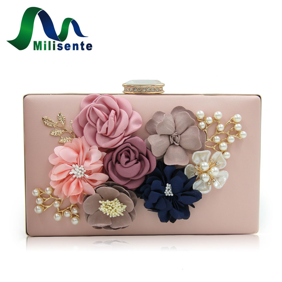 8875103664fd Find More Clutches Information about Milisente 7 Colors Women Clutch ...