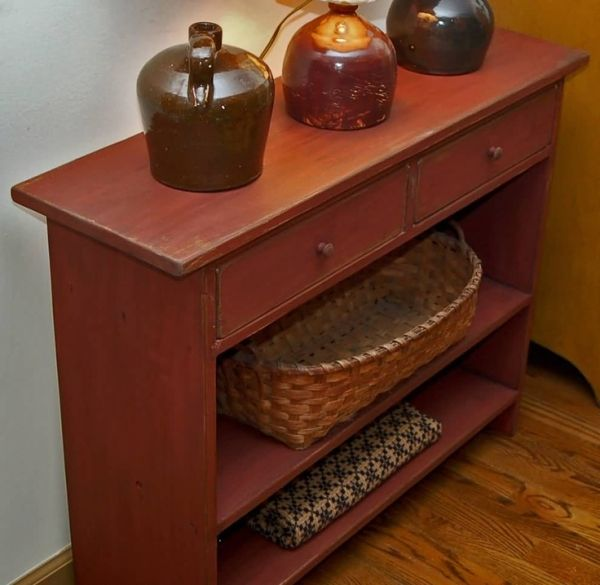 Primitives  Primitive Country Furniture Primitive Painted Furniture By  Sherrie