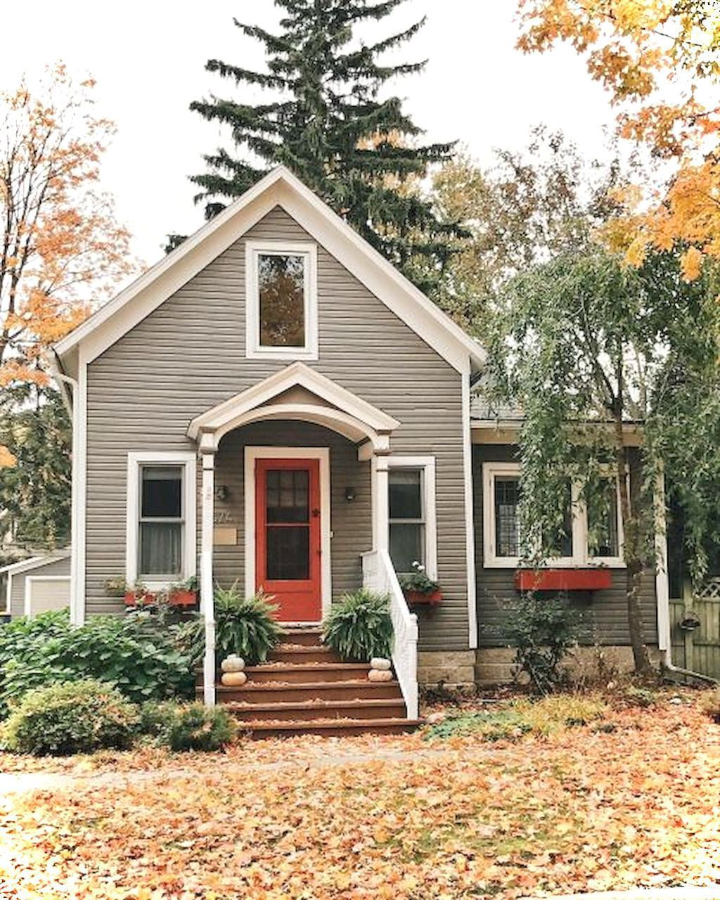 Small House Exterior Ideas: 20+ Charming Small Cottage House Exterior Ideas
