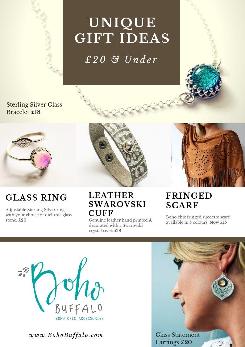 Boho Gift Ideas Boho Gifts Boho Chic Jewelry Handmade Jewelry Gift