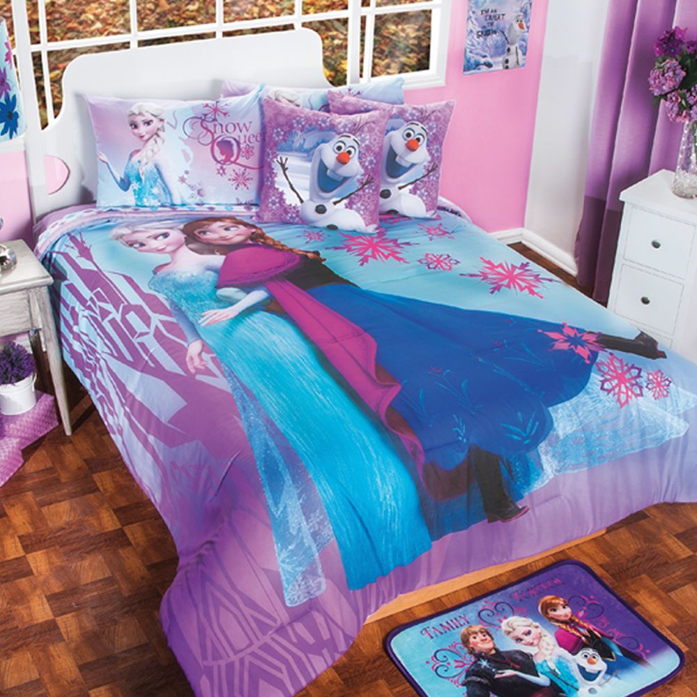 Frozen Full Size Bedding Set With Images Full Size Bed Sets