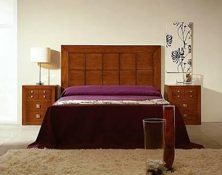 cabeceras para camas de madera - Buscar con Google Cabeceras