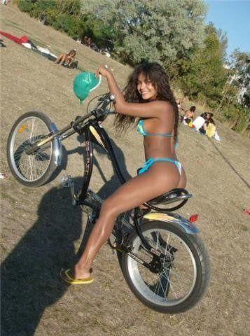 latina girl in thong