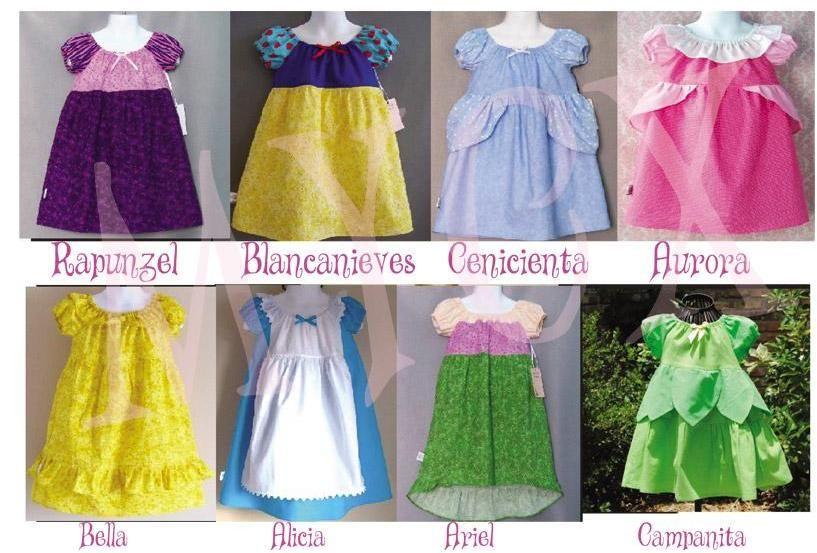 Moldes Vestidos Princesas Disney Patrones Curso Costura