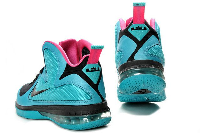 Free Shipping Only 69  Lebron 9 Royal Moon Black Pink 469764 160 4 ... 8bea1963f45c