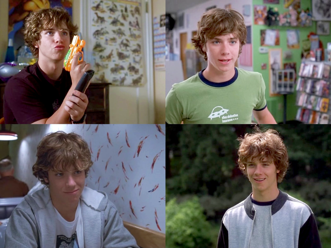 The Sasquatch Gang (Jeremy Sumpter is so cute omg ...