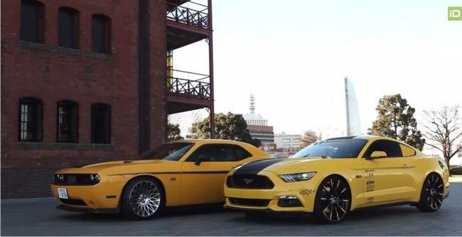 2015 Ford Mustang Gt Dodge Challenger Srt 392 Hemi On Lexani Wheels Mustang Gt 2015 Ford Mustang Ford Mustang Gt