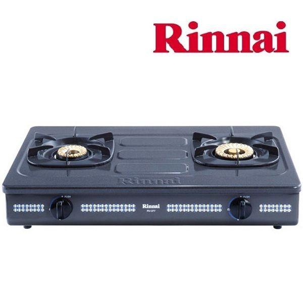 Bếp gas mặt men Rinnai RV-377GN